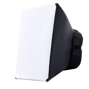 Mini Softbox Diffuser for   Speedlight Flash SB-600 SB-700 SB-900 SB-910