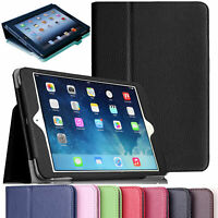 Case For iPad mini 5 (2019) Shockproof Leather Flip Slim Book Stand Smart Cover