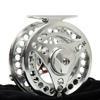 CNC Machined Fly Reel 3/4 5/6 7/8 9/10WT Aluminum Large Arbor Fly Fishing Reel