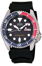 Seiko Automatic SKX009K1 Wrist Watch for Men Black