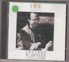 EDUARDO DE CRESCENZO - cante jondo CD