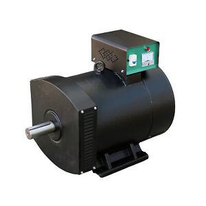 Stromerzeuger ohne Motor BST-1A-015-KW 230V 15kW 1-phasig Synchron Generator AVR