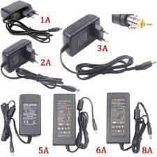 Netzteil Trafo DC12V 1A-8A Netzadapter Driver für LED Strip Streifen Notebook