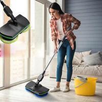 Electric Mop Rechargeable Floor Cleaner Scrubber Polisher Brooms Floor Sweepers