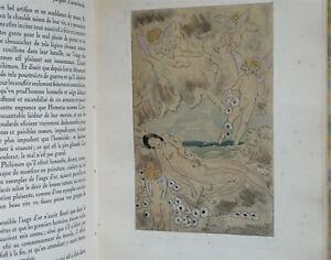 A. FRANCE - LES CONTES DE JACQUES TOURNEBROCHE - 1924 - R. Kieffer Relieur d'ART
