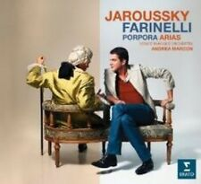 Philippe Jaroussky - Porpora: Farinelli Arias (NEW CD)