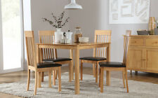 Milton & Oxford Square Dining Table and 4 Chairs Set