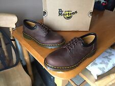 DR Martens 8053 Brown in pelle Crazy Horse Tg UK 5 EU 38 GAUCHO MOD 1461