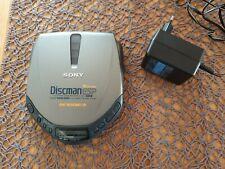 Tragbarer CD-Player__Discman ESP D-E 301__Sony