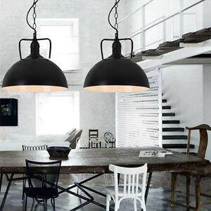 Black Pendant Light Kitchen Pendant Lighting Bar Lamp Home Modern Ceiling Lights
