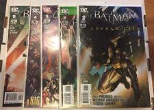 Batman Arkham City Complete Run NM