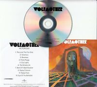 WOLFMOTHER Victorious 2016 UK watermarked 10-track promo test CD