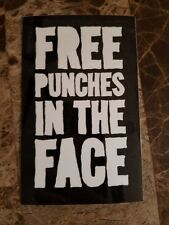 Free Punches In The Face Sticker Buy 1 Get 4 FREE