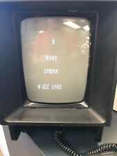 Vectrex Arcade System with 17 Games 1 Controller.