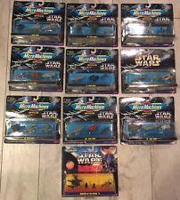 Star Wars Micro Machines Lot Unopened Vintage