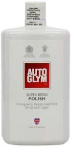 AUTOGLYM SUPER RESIN POLISH 1 LITRE 1 L - CAR BODYWORK - FREE P & P