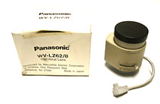 NEW PANASONIC WV-LZ62/8 FOCAL LENS