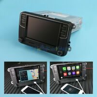 New 6RD035187B Car Stereo Rcd330 CarPlay MirrorLink Bluetooth For VW PQ Golf