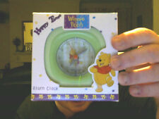 DISNEY WINNIE THE POOH ALARM CLOCK PERFECT BIRTHDAY GIFT!