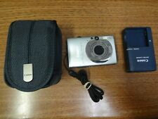 Canon PowerShot SD1100 IS 8.0MP Digital Camera w/ Case,Battery & Charger