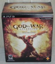 God of War: Ascension: Collector's Edition (Sony PlayStation 3, 2013) NO GAME
