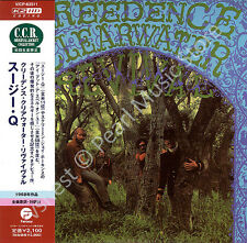 CCR CREEDENCE CLEARWATER REVIVAL SELF TITLED CD MINI LP OBI John & Tom Fogerty
