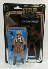 Star Wars Black Series Exclusive Luke Skywalker X-Wing Pilot Action Figure