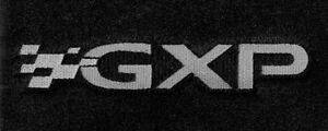 Lloyd Mats VELOURTEX TRUNK MAT 2005-2008 Pontiac Grand Prix GXP *Silver GXP Logo