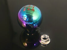 5 Speed Manual Shift Knob Neo Chrome Fit HONDA ACURA Civic Integra CRX EG EK DC