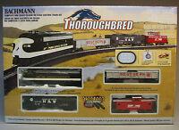 BACHMANN HO THOROUGHBRED TRAIN SET READY TO RUN 691 NS steam engine 00691 NEW
