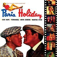 Original Film Soundtrack - Paris Holiday CD