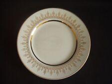ALFRED MEAKIN -GLO-WHITE -TEA/SIDE PLATE -ASTRO (GOLD FLEUR 22KT. GOLD) -RETRO