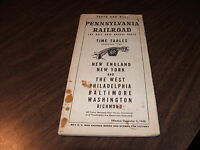 DECEMBER 1942 PRR PENNSYLVANIA RAILROAD FORM 19 HELL GATE BRIDGE ROUTE WWII