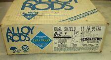 Esab Dualsheild Ii 70 Ultra .045 25# Alloy Rods $85
