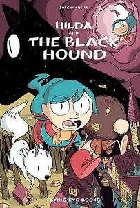 Hilda and the Black Hound (Hildafolk), Pearson, Luke, New, Paperback Book