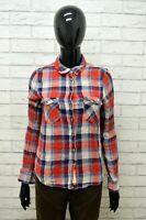 Camicia H&M Donna Vintage Taglia Size 36 Manica Lunga Cotone Shirt Woman Maglia