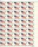 Scott #1132...4 Cent...Flag... Sheet of 50