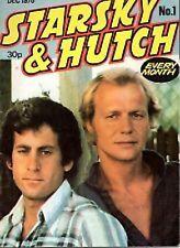 "Starsky Hutch Fanzine ""The Starsky & Hutch Magazine 1-2,4-10,13,15-18,21..."" GEN"