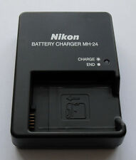 MH-24 Charger For Nikon EN-EL14 Battery Coolpox P7100 P7000 D3100 D5100 Camera