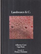 LAMBRUSCO & C. PRIMA EDIZIONE GOVI ALBERTO MODENA LIBRI 1976