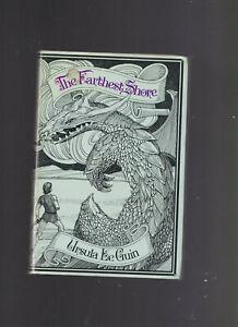 Ursula Le Guin / Earthsea 3 The Farthest Shore H/C D/J