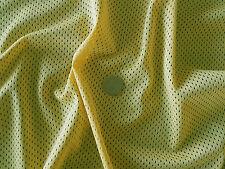 Tela malla de ojal AIRTEX Deportes-Oro Antiguo-Forro & Sportswear
