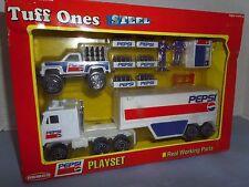 REMCO TUFF ONES PEPSI PLAYSET - YEAR 1991