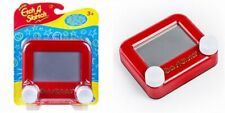 New Classic Original Red Pocket Size Etch A Sketch Shake Erasable Drawing Screen
