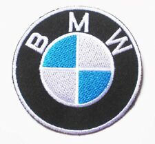 """BMW MOTOR AUTO 3"""" Logo Sew Ironed On Embroidery Applique Patch"""