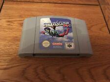 Pilotwings 64 (Nintendo 64, 1997) - European Version