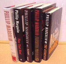 Lot 5 Phillip Margolin HC Book Ties That Bind/Associate/Sleight of Hand/Supreme