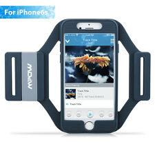 Mpow Gym Armband Case Cover Sports Running Arm band Holder Pouch for iPhone 6S 6