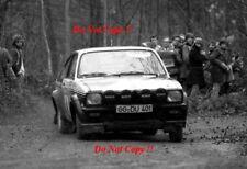 Walter Rohrl OPEL KADETT GT/E RAC Rally 1975 fotografia 1