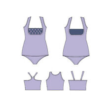 Bra Making Supplies Pin-Up Girls: Over-Bra Slimmer Sewing Pattern